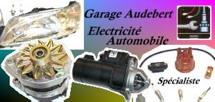 Garage audebert electricit auto for Garage electricite auto lyon